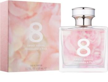 Abercrombie & Fitch 8 Sweet Reveal Eau de Parfum for Women 50 ml