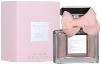 Abercrombie & Fitch Perfume No. 1 Undone eau de parfum pour femme 50 ml