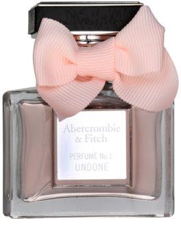 Abercrombie & Fitch Perfume No. 1 Undone eau de parfum pentru femei 50 ml