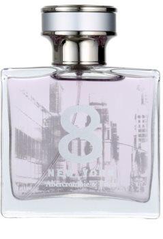Abercrombie & Fitch 8 New York Eau de Parfum für Damen 50 ml