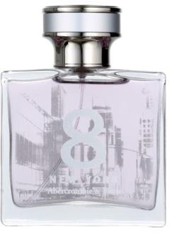 Abercrombie & Fitch 8 New York eau de parfum pentru femei 50 ml
