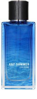 Abercrombie & Fitch A & F Summer Eau de Cologne Herren 50 ml