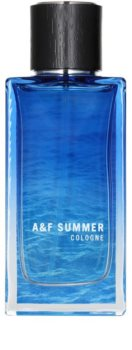 Abercrombie & Fitch A & F Summer Eau de Cologne para homens 50 ml
