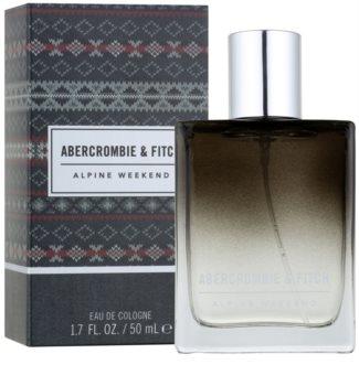 Abercrombie & Fitch Alpine Weekend Eau de Cologne para homens 50 ml