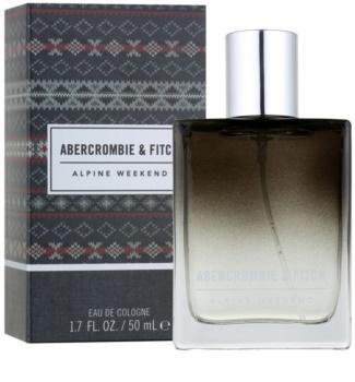 Abercrombie & Fitch Alpine Weekend kölnivíz férfiaknak 50 ml