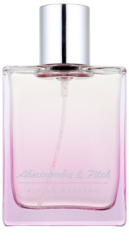 Abercrombie & Fitch Alpine Weekend Eau de Parfum für Damen 50 ml