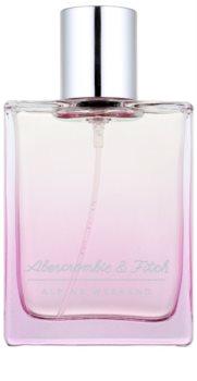 Abercrombie & Fitch Alpine Weekend eau de parfum nőknek 50 ml