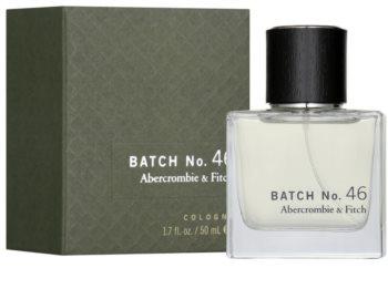 Abercrombie & Fitch Batch No. 46 eau de cologne pentru barbati 50 ml