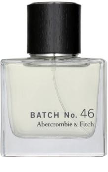 Abercrombie & Fitch Batch No. 46 eau de Cologne pour homme 50 ml
