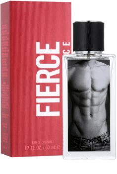 Abercrombie & Fitch Fierce Confidence acqua di Colonia per uomo 50 ml