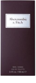 Abercrombie & Fitch First Instinct Eau de Toilette para homens 100 ml