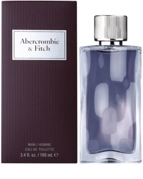 Abercrombie & Fitch First Instinct Eau de Toilette para homens 100 ml