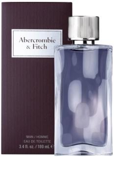 Abercrombie & Fitch First Instinct Eau de Toillete για άνδρες 100 μλ