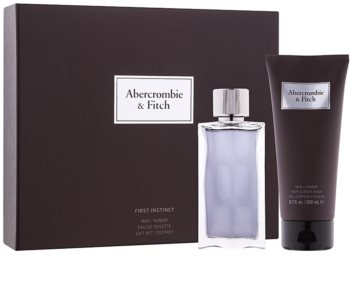 Abercrombie & Fitch First Instinct coffret cadeau I.