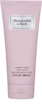 Abercrombie & Fitch First Instinct lait corporel pour femme 200 ml