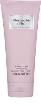 Abercrombie & Fitch First Instinct tělové mléko pro ženy 200 ml