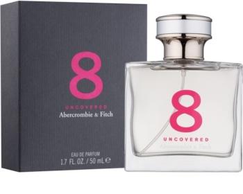 Abercrombie & Fitch 8 Uncovered Eau de Parfum für Damen 50 ml