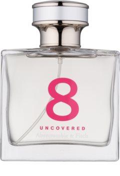 Abercrombie & Fitch 8 Uncovered eau de parfum pour femme 50 ml