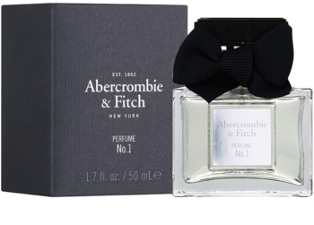 Abercrombie & Fitch Perfume No. 1 parfémovaná voda pro ženy 50 ml