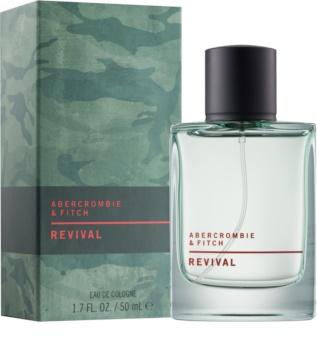 Abercrombie & Fitch Revival woda kolońska dla mężczyzn 50 ml