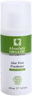 Absolute Organic Aloe Vera čisticí tonikum pro všechny typy pleti