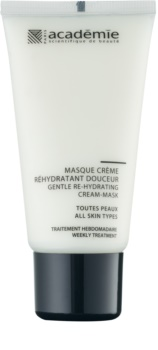 Academie All Skin Types masca cremoasa delicata cu efect de hidratare