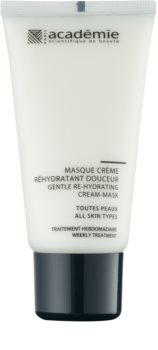 Academie All Skin Types maschera in crema delicata effetto idratante