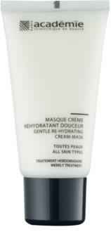 Academie All Skin Types нежна кремообразна маска с хидратиращ ефект