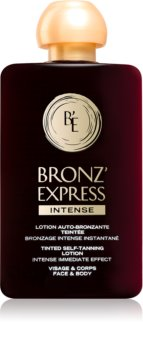 Academie Bronz' Express νερό αυτομαυρίσματος Για  πρόσωπο και σώμα