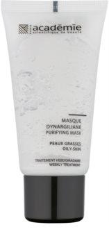 Academie Oily Skin tisztító arcmaszk