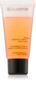 Académie Normal to Combination Skin masque rafraîchissant à l'abricot pour peaux normales à mixtes