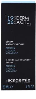 Academie Derm Acte Intense Age Recovery intensives, regenerierendes Serum Creme zur Wiederherstellung der Festigkeit der Haut