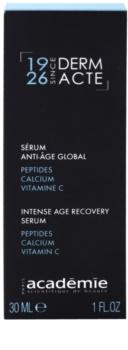 Academie Derm Acte Intense Age Recovery intenzívne regeneračné sérum pre obnovu pevnosti pleti