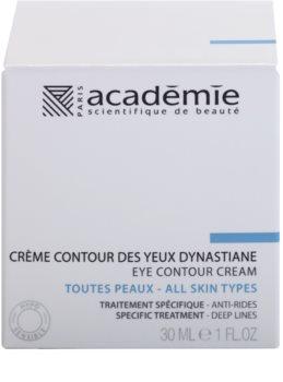 Académie All Skin Types crème yeux pour les premières rides