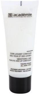 Academie All Skin Types protivráskový krém na okolí očí a rtů