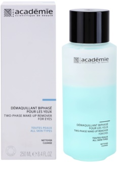Academie All Skin Types Twee-Fasen Oog Make-up Remover