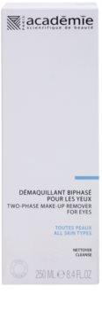 Academie All Skin Types двуфазов продукт за почистване на грим