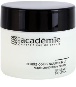 Academie Body поживне масло для тіла
