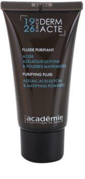 Academie Derm Acte Brillance&Imperfection fluid oczyszczający do skóry z niedoskonałościami