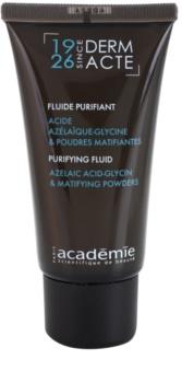 Academie Derm Acte Brillance&Imperfection Reinigungsfluid für Haut mit kleinen Makeln