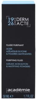 Académie Derm Acte Brillance&Imperfection fluide purifiant pour peaux à imperfections