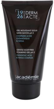 Academie Derm Acte Brillance&Imperfection delikatny żel oczyszczający do ściągnięcia porów i nadania skórze matowego wyglądu