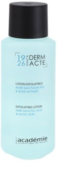 Academie Derm Acte Brillance&Imperfection нежно почистващо мляко с пилинг ефект