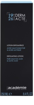 Academie Derm Acte Brillance&Imperfection Gentle Cleansing Milk with Exfoliating Effect