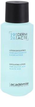 Academie Derm Acte Brillance&Imperfection lapte demachiant delicat cu efect exfoliant