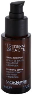 Academie Derm Acte Brillance&Imperfection serum calmante anti-rojeces