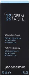 Academie Derm Acte Brillance&Imperfection успокояващ серум срещу зачервяване на кожата