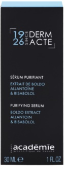 Academie Derm Acte Brillance&Imperfection сироватка для зняття почервонінь