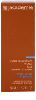 Académie Bronzécran crème rénovatrice hydratante après-soleil
