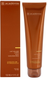 Academie Bronzécran Body Sunscreen Lotion SPF 15